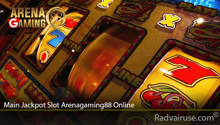 Main Jackpot Slot Arenagaming88 Online