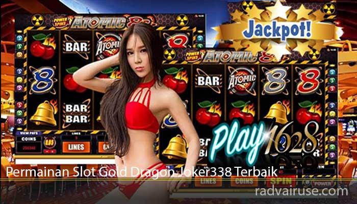 Permainan Slot Gold Dragon Joker338 Terbaik